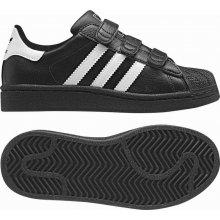 Adidas SUPERSTAR 2 CF C- Černo bílé