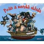 Piráti a mořská obluda Kniha