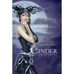 Cinder Měsíční kroniky kniha první Marissa Meyerová