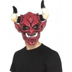 Maska čert krampus 89 f6f714fc8be