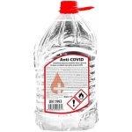 Recenze Sheron Anti-Covid alkoholová dezinfekce 5 l