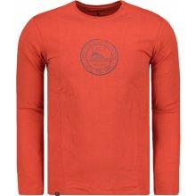 Loap ALONZO pánské triko oranžová   oranžová 248dea481d