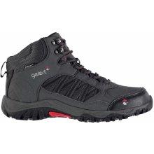 Gelert Horizon Waterproof Mid Mens Walking Boots Charcoal