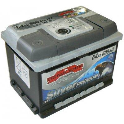 Sznajder Silver Premium 12V 64Ah 600A 56445