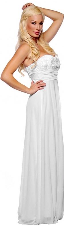 Dlouhé svatební šaty pro těhotné nevěsty alternativy - Heureka.cz 1329826541b