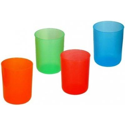 Injeton Plast Pohárek oranžová 200 ml