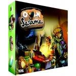 IDW Games Open Sesame