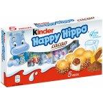 KINDER Happy Hippo Veselí hrošíci KAKAO 5ks