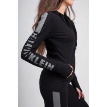 Calvin Klein Top Hoodie W/Zip QS5547E-001 Black