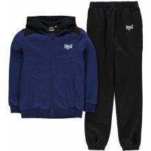 Everlast Jogging Suit Child Boys Navy Black