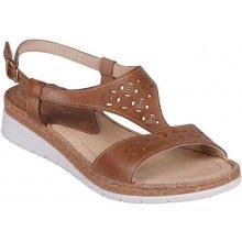 Dámské kožené sandály ARIANNA 625046