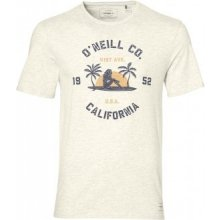 O'Neill LM SURF CO. T Shirt bílá