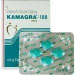 Kamagra Gold 100 mg - 4 balení 16 ks