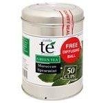 Cuida Té plech Green Tea Maroccan Spearmint zelený čaj 100 g