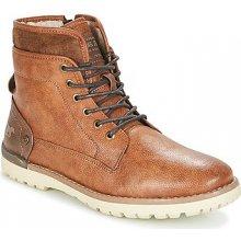 Mustang Kotníkové boty MINOLA Hnědá 546a963ea2
