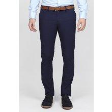 Gant Pánské Kalhoty GANT O2. SLIM PIMA POPLIN CHINO modrá
