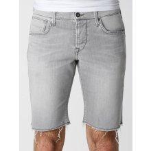 Pepe Jeans pánské šedé šortky Chap 2b57a0fdfb