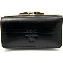 Emporio Valentini dámská peněženka černá