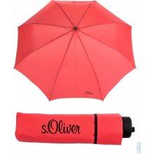 Deštník skládací s.Oliver Fruit-Cocktail - 70801SO13 červený-1, S´oliver