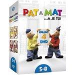 DVD: Pat a Mat: Kolekce 5-8