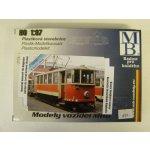 3beea4a8d81 Stavebnice historické tramvaje Ringhoffer 1 87