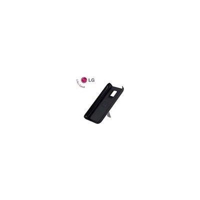 LG pouzdro s opěrkou CCH-120 pro LG P990 Optimus 2X, černá