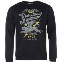 Giorgio Speedway Crew Sweater Mens Navy