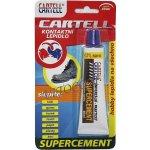 Cartell Supercement kontaktní lepidlo velmi univerzální 40 ml