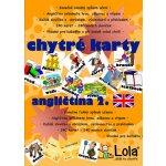 Chytrá Lola Chytré karty: Angličtina 2