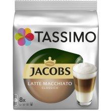 Tassimo Jacobs Latte Macchiato Classico 16 ks