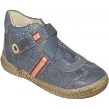 3a01506f8fa Pegres chlapecké kotníčkové kožené boty