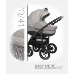 Baby Merc Zipy Q 2017 + autosedačka ZQ41