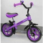 Milly Mally Dragon běhací kolo s brzdou Purple
