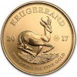 Krugerrand The South African Mint Company Zlatá mince 1 Oz