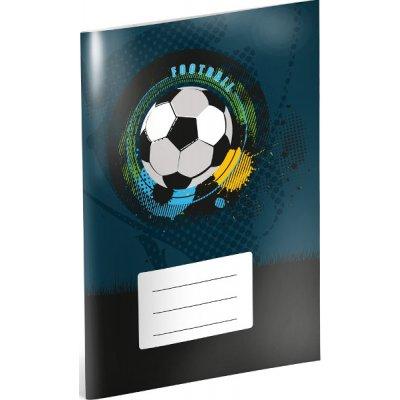 Presco Sešit A5 Fotbal čistý 540