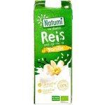 Natumi Rýžový nápoj vanilkový BIO 1000 ml