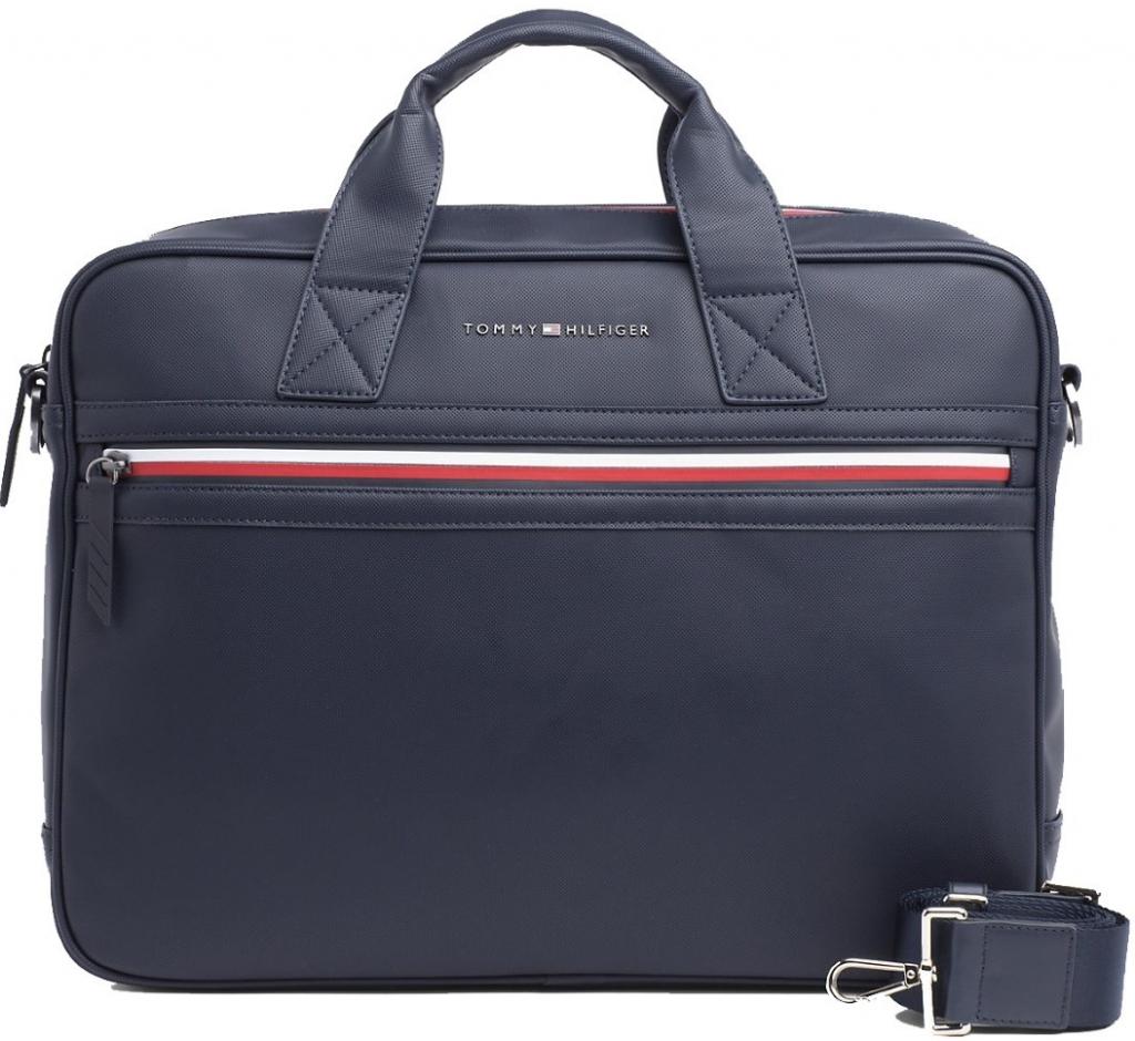 4c238c9252 Tommy Hilfiger unisex taška Essential Computer Bag Pique Tommy Navy od 3  290 Kč - Heureka.cz