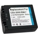 TRX CGA-S006 1400 mAh baterie - neoriginální