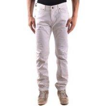 Daniele Alessandrini kapsáčové kalhoty džíny bílá 78fad1c09c