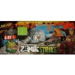 Hasbro Nerf Zombie pistole střílí 3 šipky najednou