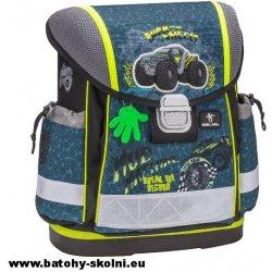 10fb70aec94 Školní batoh Belmil aktovka Auto Mud Machine