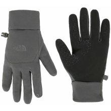 The North Face pánské rukavice Etip N8L šedá