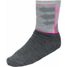 Alpine Pro JARIX ponožky USCK015452 růžová 8090ac8ee4