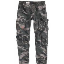 SURPLUS AIRBORNE SLIMMY BLACK CAMO 05-3603-42
