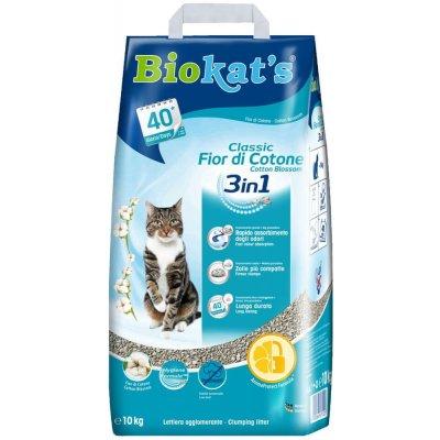Biokat's Natural Cotton Blossom 10 kg