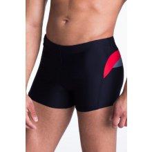 Primo Pánské plavky boxerky Ondra černé