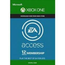 EA Access 12 Months Xbox One