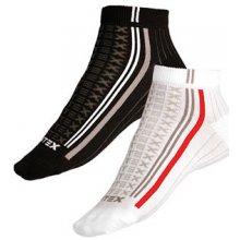 Litex ponožky nízké 99610 Bílá