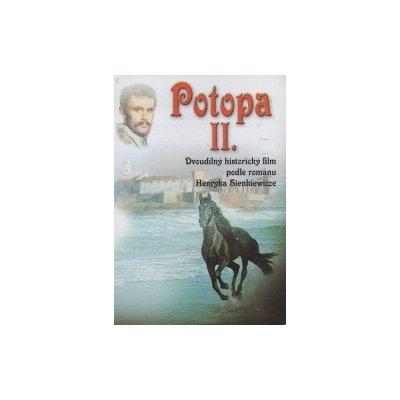Potopa II., DVD
