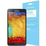 Samsung N9000 / Galaxy Note 3 - Ochranná fólie - Spigen SP Ultra Crystal / Polykarbonátová